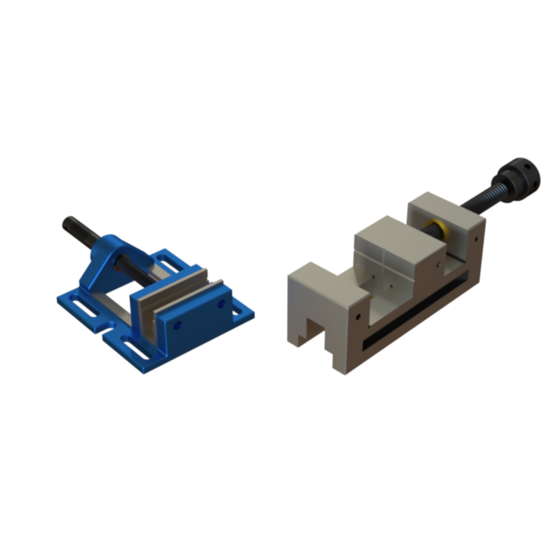 Vices and Precision Clamps