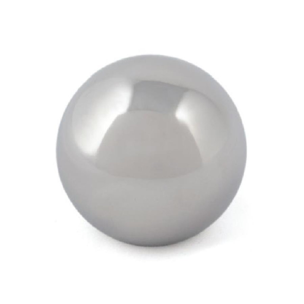 Press Fit Aluminium Ball Knobs 4mm to 10mm Holes