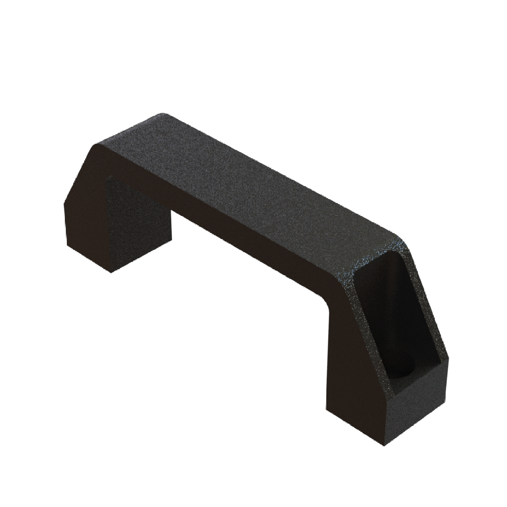 Bridge Handles from 74mm to 201mm Under Handle Length