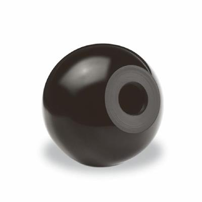 Press Fit Ball Knobs 4mm to 16mm Holes