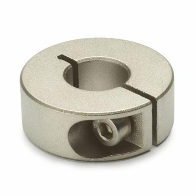 Semi Split Clamping Collars Stainless Steel 6mm to 40mm ID